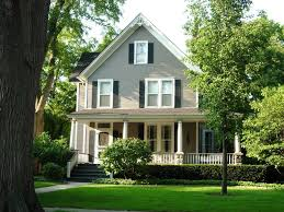 baby nursery farmhouse style home rankin road rear elevation
