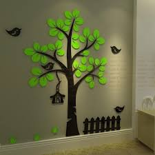 dimensional wall new arrival 3d acrylic three dimensional wall stickers