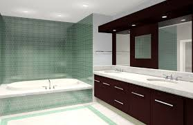 100 bathrooms designs 2013 green tiles wall bathroom design