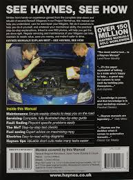 renault megane iii 08 13 haynes repair manual haynes service