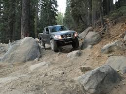 rubicon trail nisscon u002716 nissans on the rubicon trail nissan frontier forum