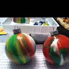 easy diy ornaments hobby lobby clear ornaments with