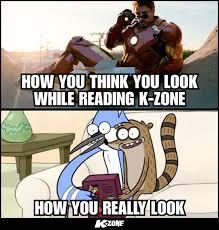K Meme - the k zone meme machine