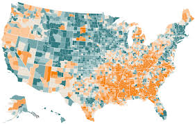 Small Country Towns In America Where Are The Hardest Places To Live In The U S The New York Times