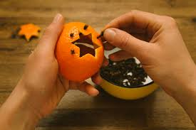 how to make orange rind votives diy crafts handimania