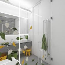 Bad Dekoration Modernes Badezimmer Dekoration Kinder Moderne Kuhles Deko Kinder