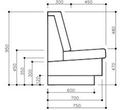 Dimensions Of A Couch Types And Sizes Of Table Arrangements Interiors Restaurants And
