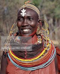 african women necklace images A samburu woman wearing a mporro necklace which signifies her jpg