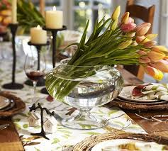 Easter Decorations For Home Centerpieces Table Decorating For Table Decorating Ideas Simple
