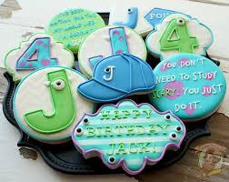 monsters university cookies cookies 3 monsters