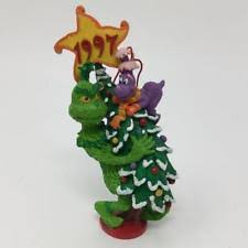 grinch ornaments ebay
