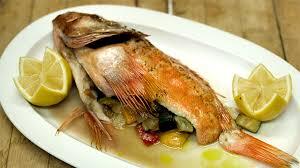 comment cuisiner la rascasse recette rascasses farcies à la ratatouille façon nizza d armand