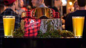 beer motocross goggles celebrating the all new scott logger le prospect goggle