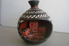 Indian Wedding Vase Story Navajo Pottery Ebay
