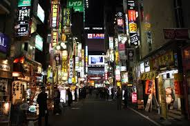 japan red light district tokyo travel guide
