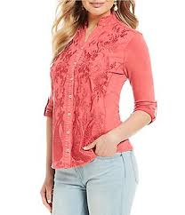 bebe blouses sale s casual dressy blouses dillards