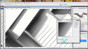 sketchup to photoshop illustration tutorial looking at ambient