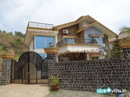siddhartha villa villas in lonavala to hire with swimming pool