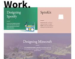 homepage design inspiration 20 memorable web design portfolios to inspire your own website