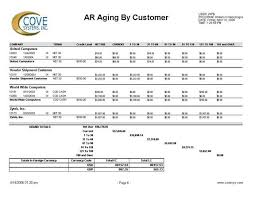 aging report template ar aging reports fieldstation co