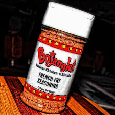 bojangles fry seasoning available in single shaker or 4 pack gift