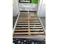 Three Quarter Ottoman Storage Bed Small Double Bed Double Beds For Sale Gumtree