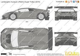 the blueprints com vector drawing lamborghini huracan lp620 2