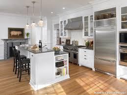 classique cuisine modele de cuisine americaine with classique cuisine décoration