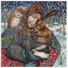 yule winter solstice cards by occasion recipient home