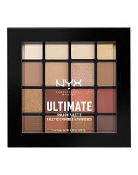 Makeup Nyx ultimate shadow palette warm neutrals by nyx professional makeup