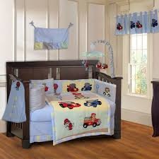 Baby Boy Nursery Bedding Set Race Car Crib Bedding Dsign Festcinetarapaca Furniture