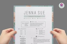 Resume Sample Jamaica by Vintage Resume Template Resume Templates On Thehungryjpeg Com 1499