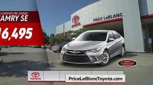 price leblanc toyota used cars price leblanc toyota test drive camry specials