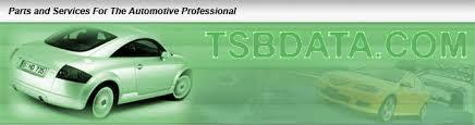 tsb technical service bulletins