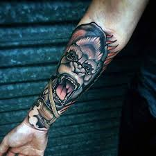 Forearm Tattoos Sleeve - 100 badass tattoos for guys masculine design ideas