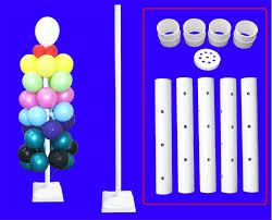 cheap balloons cheap balloon display stand with water bag holds 100pcs balloons for