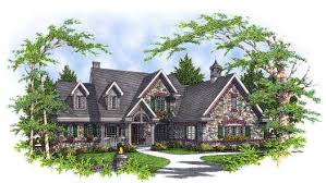 2 Story Country House Plans by French Country Style House Plans Plan 7 316