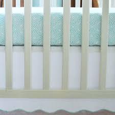 buy green crib skirt from bed bath u0026 beyond