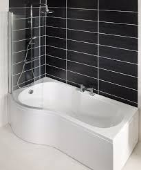 p shape shower bath right hand1700 includes glass shower screen tempest p shape shower bath lh 1700 includes glass shower screen bath panel