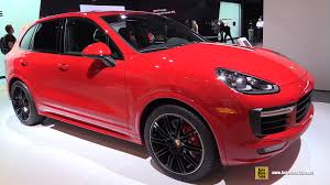 porsche jeep 2015 porsche cayenne gts exterior and interior walkaround