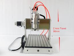 4 axis table top cnc table top spindle milling machine z axis cnc router 3020 with 3 axis