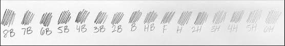what is the difference between h and b pencils art inspiration