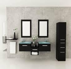 Modern Bathroom Furniture Sets 82 Types Nifty Estrella Vessel Sink Modern Bathroom Vanity