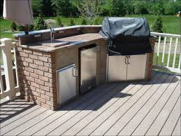 L Shaped Outdoor Kitchen by Kitchen Outdoor Kitchen Frame Kits Curved Outdoor Kitchen