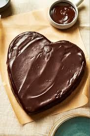 heart chocolate chocolate heart cake with wine glaze i bake he shoots