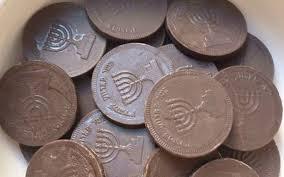 hanukkah chocolate coins a call to raise the chocolate bar for hanukkah gelt the times