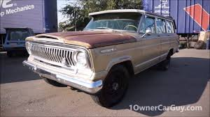 1989 jeep wagoneer interior 1967 jeep wagoneer sj 4x4 preview video review youtube