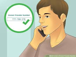what is a known traveler number images 4 ways to get a known traveler number wikihow jpg