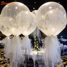 jumbo balloons 10pcs 36 jumbo large balloons transparent clear