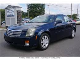 cadillac cts gas mileage 2003 cadillac cts for sale carsforsale com